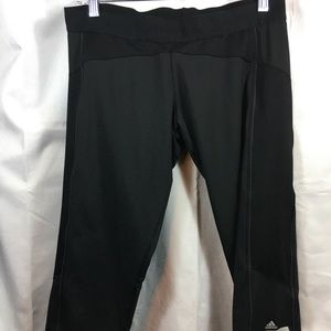 Adidas Stella McCartney workout pants Size M Black